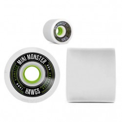 Hawgs Mini Monsters 70Mm/80A white