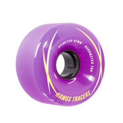 Hawgs Tracers purple