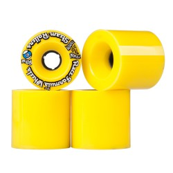 Sector 9 Rfw Steam Roller 73mm/78A yellow