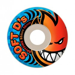 Spitfire Soft Ds 56Mm/92A white