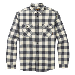 Burton Brighton Flannel canvas heather buffalo