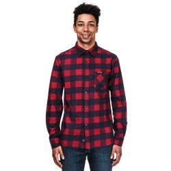 Horsefeathers Rashid red checker