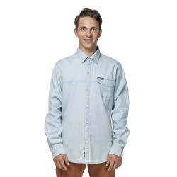 Horsefeathers Rodney light blue