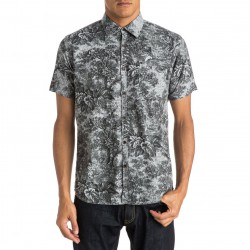 Quiksilver Sunset Tunnel Shirt Ss dark shadow