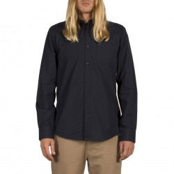 Volcom Everett Solid L/s navy