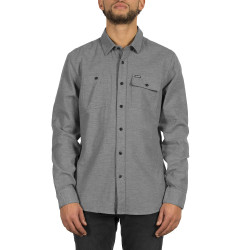 Volcom Hickson L/s dark grey