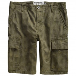 Burton Boys Retreat trench green