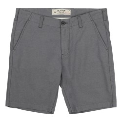 Burton Kingfield Short true black heather