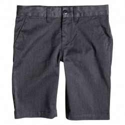 DC Worker Heather Straight Short dark indigo