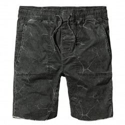 Globe Goodstock Beach Short black marble