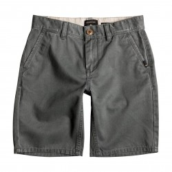 Quiksilver Everyday Chino Short Aw Youth dark shadow