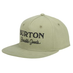 Burton Durable Goods oil green