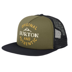 Burton I-80 Trucker forest night