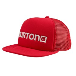 Burton Shadow mars red