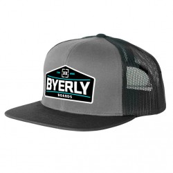 Byerly Horizon black/grey