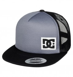 DC Scaffold heather grey