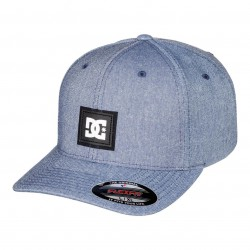 DC Star Cap heather blue iris