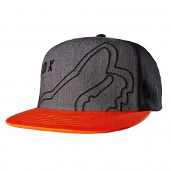Fox Ambush Snapback black