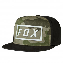 Fox Fumed Snapback camo