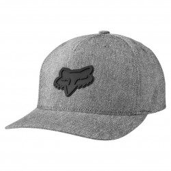 Fox Heads Up 110 Snapback heather grey