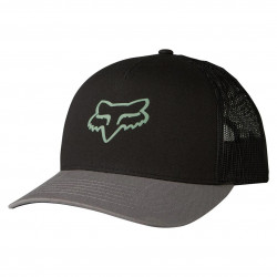 Fox Heads Up Trucker black