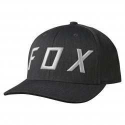 Fox Moth 110 Snapback heather black