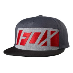 Fox Seca Wrap Snapback black