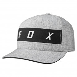 Fox Set In Flexfit heather grey