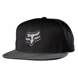 Fox Slasher Head Snapback black