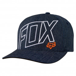 Fox Three 60 Flexfit heather midnight