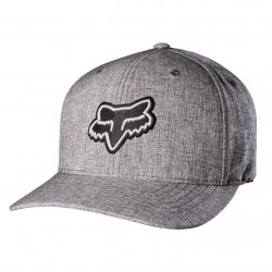 Fox Transfer Flexfit heather grey