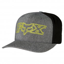 Fox Transistor Flexfit heather grey