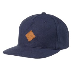 Globe Gladston Snap Back navy melton