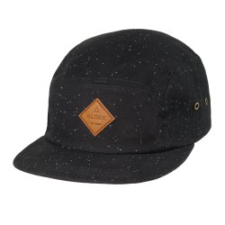 Globe Hartford 5 Panel black dust