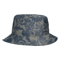 Globe Union Bucket grey/palms