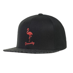 Gravity Flamingo black/leopard