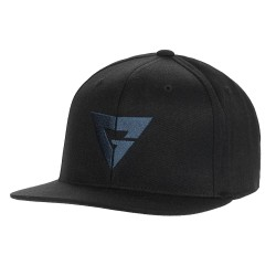Gravity Icon Snapback black