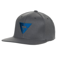 Gravity Icon Snapback dark grey