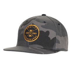 Gravity Marshall black camo