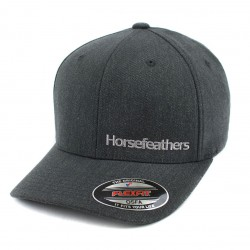 Horsefeathers Beckett heather black