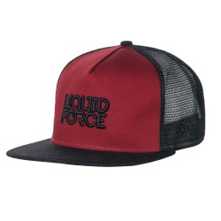 Liquid Force Fiver red