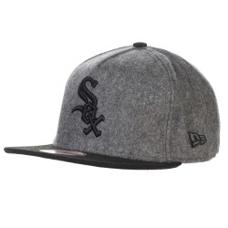 New Era Chicago White Sox 9Fifty Dwr Me. melton/black