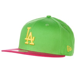 New Era Los Angeles Dodgers 9Fifty S.p. lime/rose/yellow