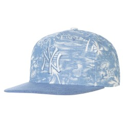 New Era New York Yankees 9Fifty Den Palm blue