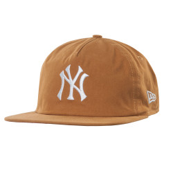 New Era New York Yankees 9Fifty Light. brown/white