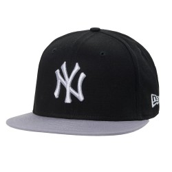 New Era New York Yankees 9Fifty Mlb C.b. black/grey