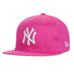 New Era New York Yankees 9Fifty Mlb Lea. pink/white