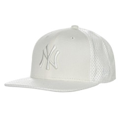 New Era New York Yankees 9Fifty Tonal Perf white/white