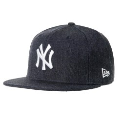 New Era New York Yenkees 9Fifty Tonal heather navy