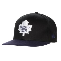 New Era Toronto Maple Leafs 9Fifty Cott. black